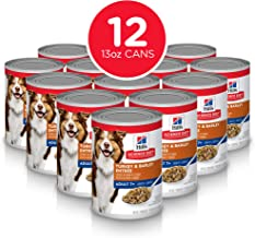 Hill's Science Diet Canned Wet Dog Food, Senior 7+