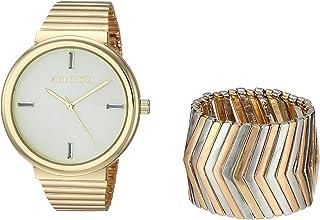Steve Madden Reloj de moda (Modelo: SMWS070G)