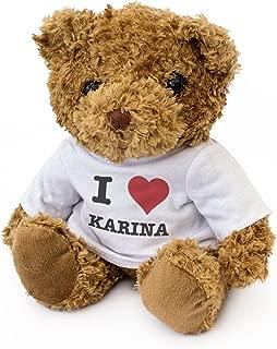 i love karina