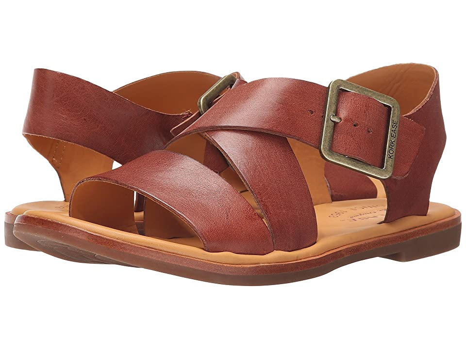 Retro Vintage Flats and Low Heel Shoes Kork-Ease Nara Etiope Womens Sandals $125.00 AT vintagedancer.com