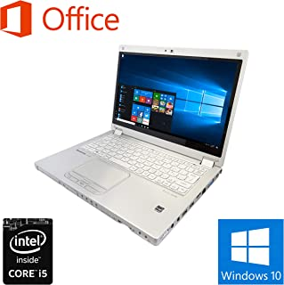 【Microsoft Office 2016搭載】【Win 10搭載】Panasonic CF-MX4/第五世代Core i5-5300U 2.3GHz/メモリ4GB/新品SSD:240GB/DVDスーパーマルチ/12.5型タッチパネル/HDM...