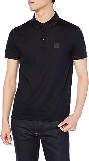 [ボス] ポロシャツ マーセライズドコットンジャージー ポロシャツ メンズ