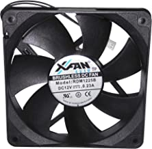 RDL6025S 12V 0.07A 606025mm 2 Wire Silent Computer Cooling Fan