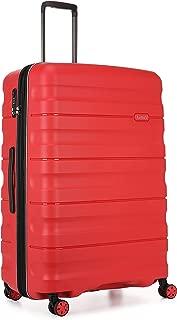 Antler 4227107015 Juno 2 4W Large Roller Case Suitcases (Hardside), Red, 81 cm