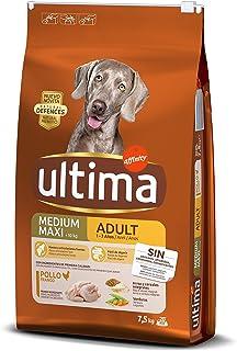 comprar comparacion Ultima Pienso para Perros Medium-Maxi Adulto con Pollo - 7,5 kg