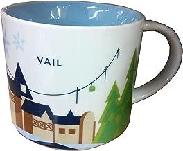 Starbucks Coffee 2013 You Are Here Collection Vail Mug, 14 Oz.