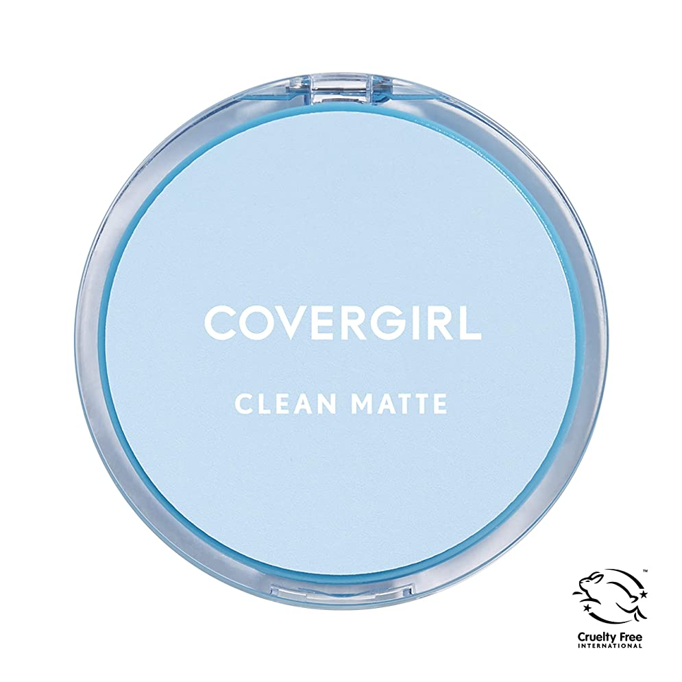 インターネット最初は複雑COVERGIRL CLEAN OIL CONTROL PRESSED POWDER #535 MEDIUM LIGHT