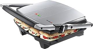 Breville VST026X Appareil à Sandwich pour 4 et Panini Acier