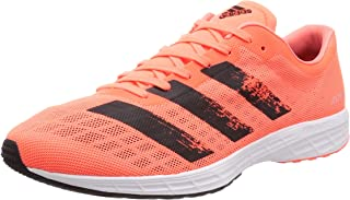 adidas adizero RC 2 M, Men's Road Running Shoes, Red (Signal Coral/Core Black/Ftwr White)