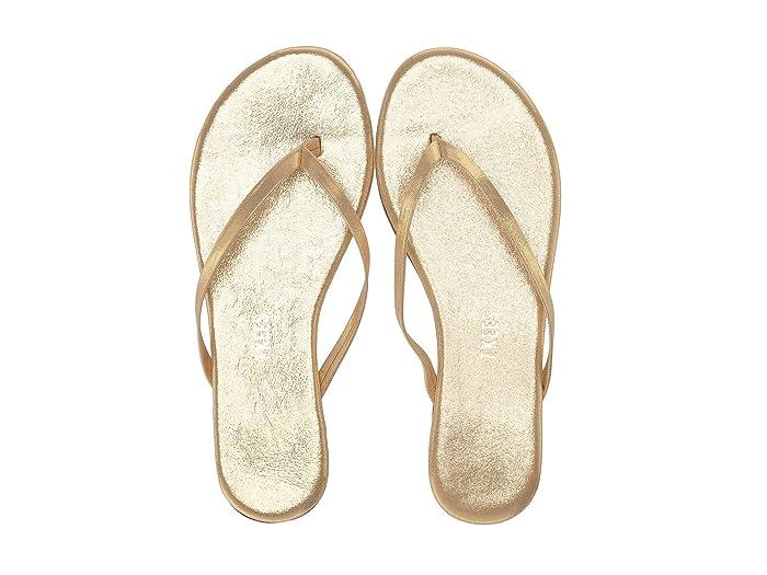 Vintage Sandals | Wedges, Espadrilles – 30s, 40s, 50s, 60s, 70s TKEES Glitters $65.00 AT vintagedancer.com