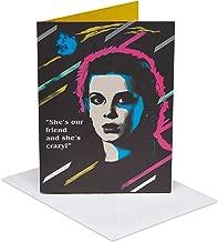 American Greetings Stranger Things Birthday Card (Eleven)