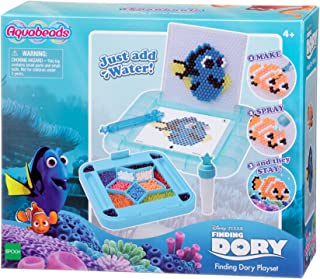 AQUABEADS Finding Dory Playset, Multi-Colour