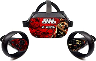 Oculus Quest Accessories Skins shooting game VR Headset and Controller Decal Sticker Protective Bafna Anusha