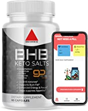Premium Keto Diet Pills Ketosis Boost Energy & Focus, Manage Cravings, Support Metabolism - Keto BHB Supplement for Women ...
