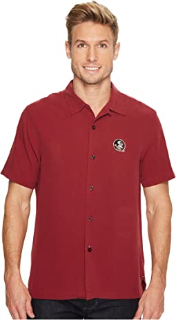 Tommy Bahama Florida State Seminoles Collegiate Series Catalina Twill Shirt