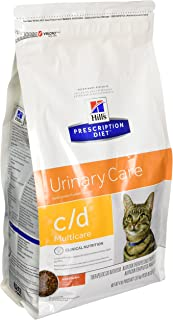 Hills C/D Multicare Bladder Health Cat Food 4 Lb