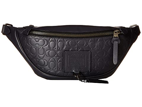 60763587882a COACH Rivington Utility Pack in Signature Leather at Zappos.com