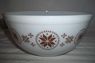 Pyrex Town and Country 403 2.5 quart Mixing Bowl