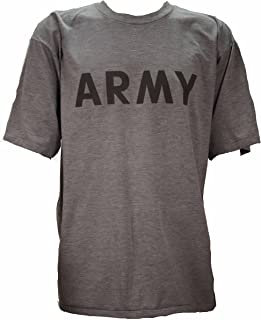 Men's Military Dri-Release PT T-Shirt Army 3 Pack