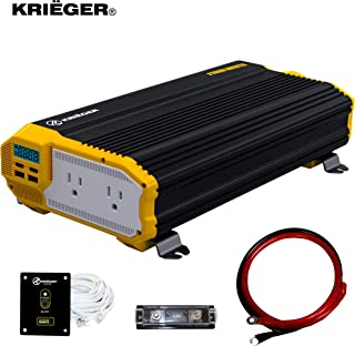 Best 4000 watt inverter for rv Reviews