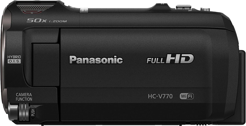 2. Panasonic HC-V770
