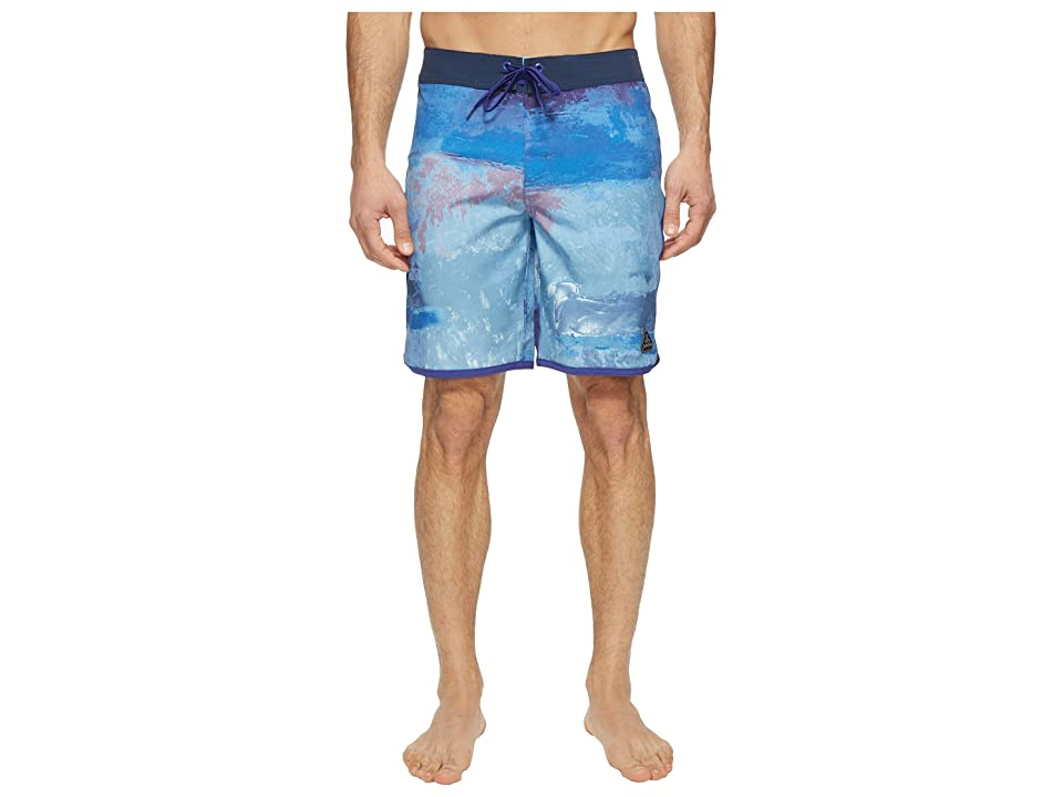 Prana High Seas Shorts (Dusky Skies Elliot) Men