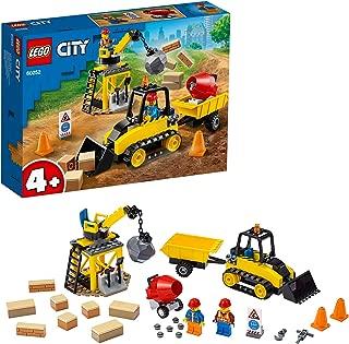 レゴ(LEGO) シティ 工事現場のブルドーザー 60252