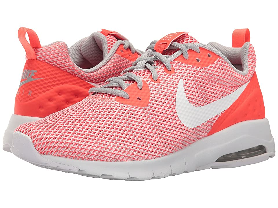 Nike Air Max Motion Low SE (Bright Crimson/White/Wolf Grey) Men