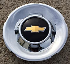 20 Inch OEM Chevy 6 Lug Chrome Plated Center Cap Hubcap Wheel Cover 2009-2014 # 9597347 5416 Silverado Suburban Tahoe Avalanche 1500 Pickup Truck Suv