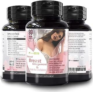 Best breast enlargement pills 100 guarantee Reviews