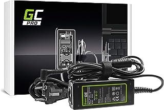GC Pro Cargador para Portátil ASUS EEE PC 1008HA-PU1X-WT 1011CX-BLK004S 1011CX-BLK029S Ordenador Adaptador de Corriente (19V 2.1A 40W)