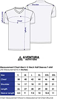 Aventura Outfitters Men's Cotton T-Shirt (Pack Of 4) (Ao32)