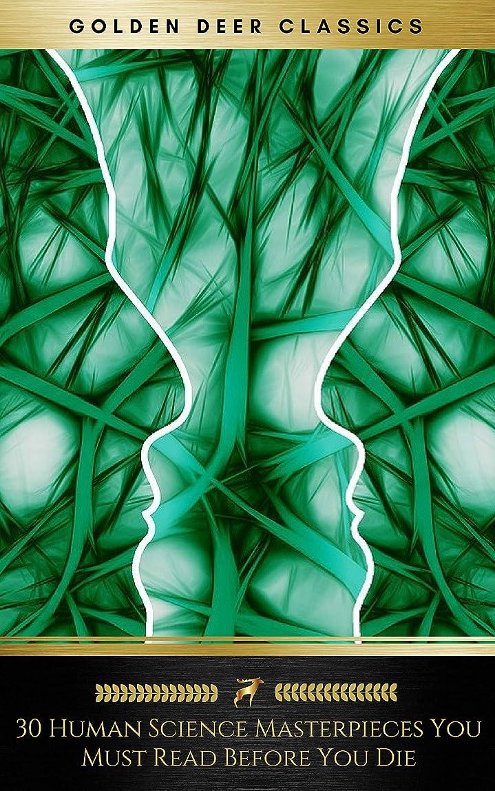 スクラブ詳細な中間30 Human Science Masterpieces You Must Read Before You Die (Golden Deer Classics) (English Edition)