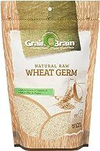 Grain Brain Wheat Germ 12 oz (12 oz) Raw, All natural, Untoasted.