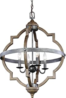 Best bennington candle style chandelier Reviews