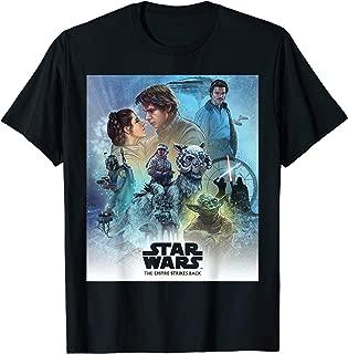 Celebration Mural Empire Strikes Back Logo T-Shirt