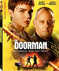 Ruby Rose Stars in THE DOORMAN on Digital Oct. 9 and on Blu-ray, DVD Oct. 13 from Lionsgate