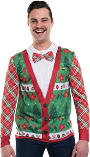Best snow globe ugly christmas sweater Reviews