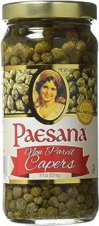 Paesana Non Pareil Capers, 8 Ounce Jar