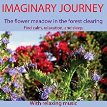 Imaginary Journey: The flower meadow in the forest clearing (Find calm, relaxation, and sleep. With relaxing music)
