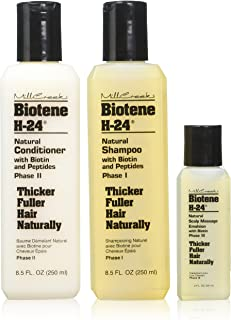 Mill Creek H-24 Shampoo/Conditioner/Emulsion Tripack