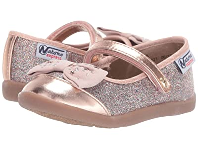 Naturino Express Luciana (Toddler/Little Kid) (Gold) Girls Shoes