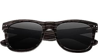 Earth Wood Cape Cod Sunglasses W/Polarized Lenses