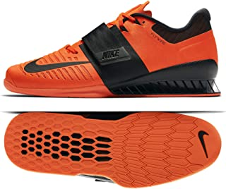 1098ed5ad9cb Nike Romaleos 3 852933 801 Hyper Crimson Black Men s Weightlifting Shoes