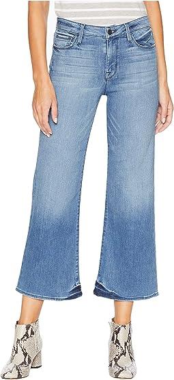 Non Conformist Wide Leg Crop Pants