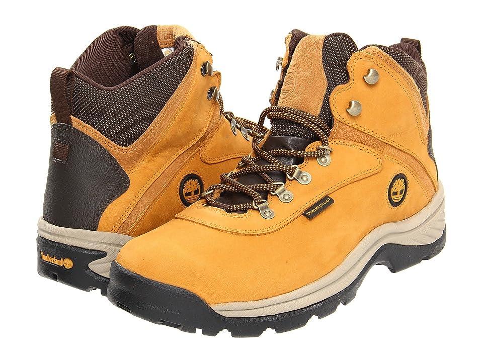 Timberland White Ledge Mid Waterproof (Wheat) Men's Hiking Boots