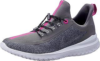 Nike Australia Girls Renew Rival Shield GG Fashion Shoes, Diffused Blue/Metallic Silver