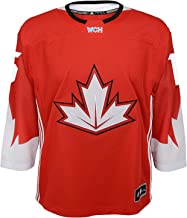 Jonathan Toews #16 Canada Adidas Youth World Cup of Hockey Home Premier Jersey (L/XL)