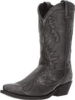 Laredo Men's Garrett Western Boot Snip Toe