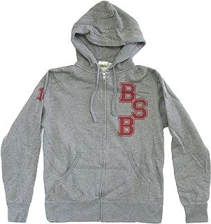 Varisty BSB Logo Grey Sweatshirt Hoodie